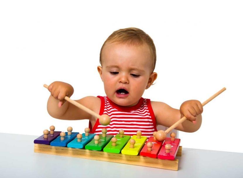 estimulación musical niños