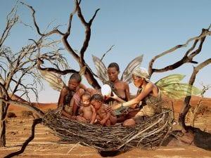 Maternidad y tribu