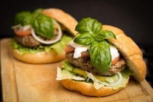 razones para consumir carne ecológica hamburguesa ecologica