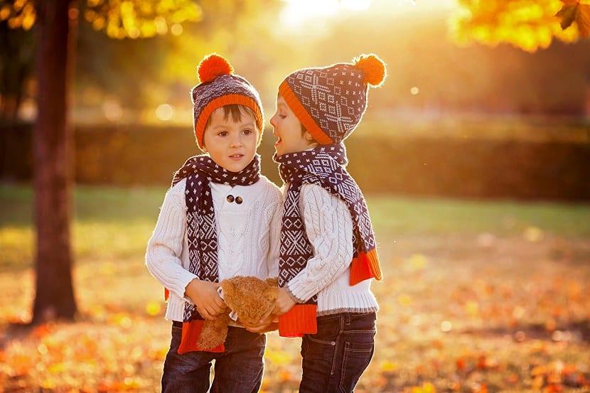 reforzar el sistema inmunológico de los niños en época de frío