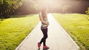 sangrado durante el embarazo protección