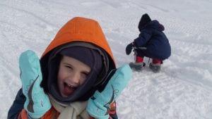 actividades para niños en invierno
