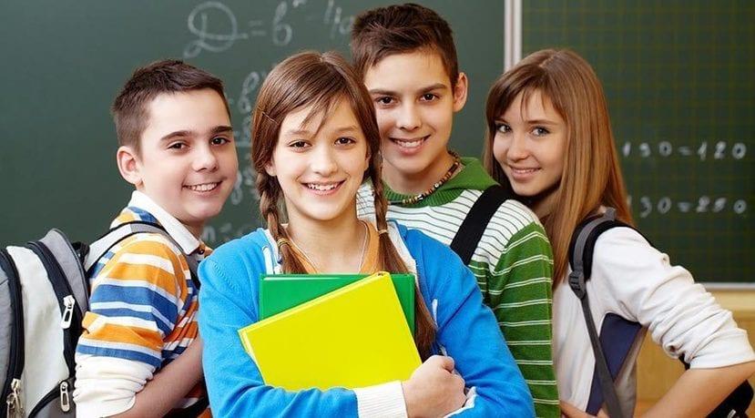 Adolescentes de 13 años