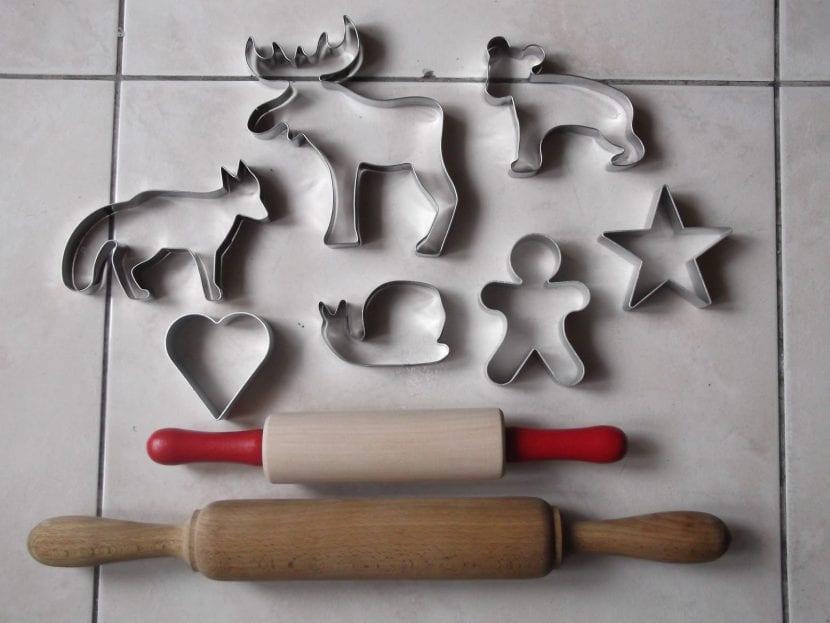 Moldes para moldear