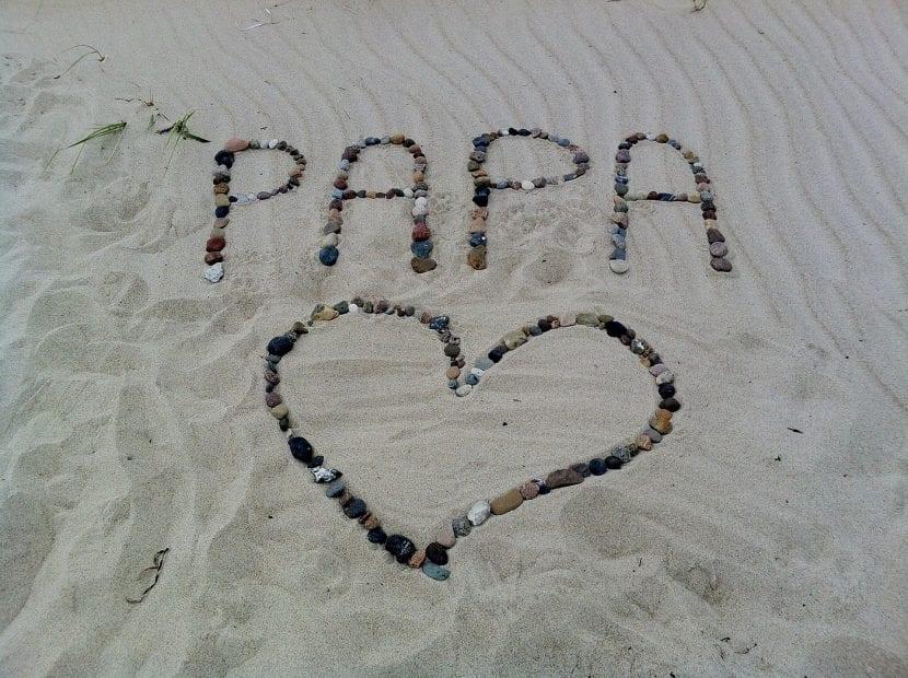 Día del padre cuando papá no está