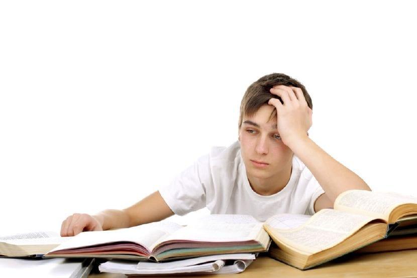 causas bajo rendimiento escolar