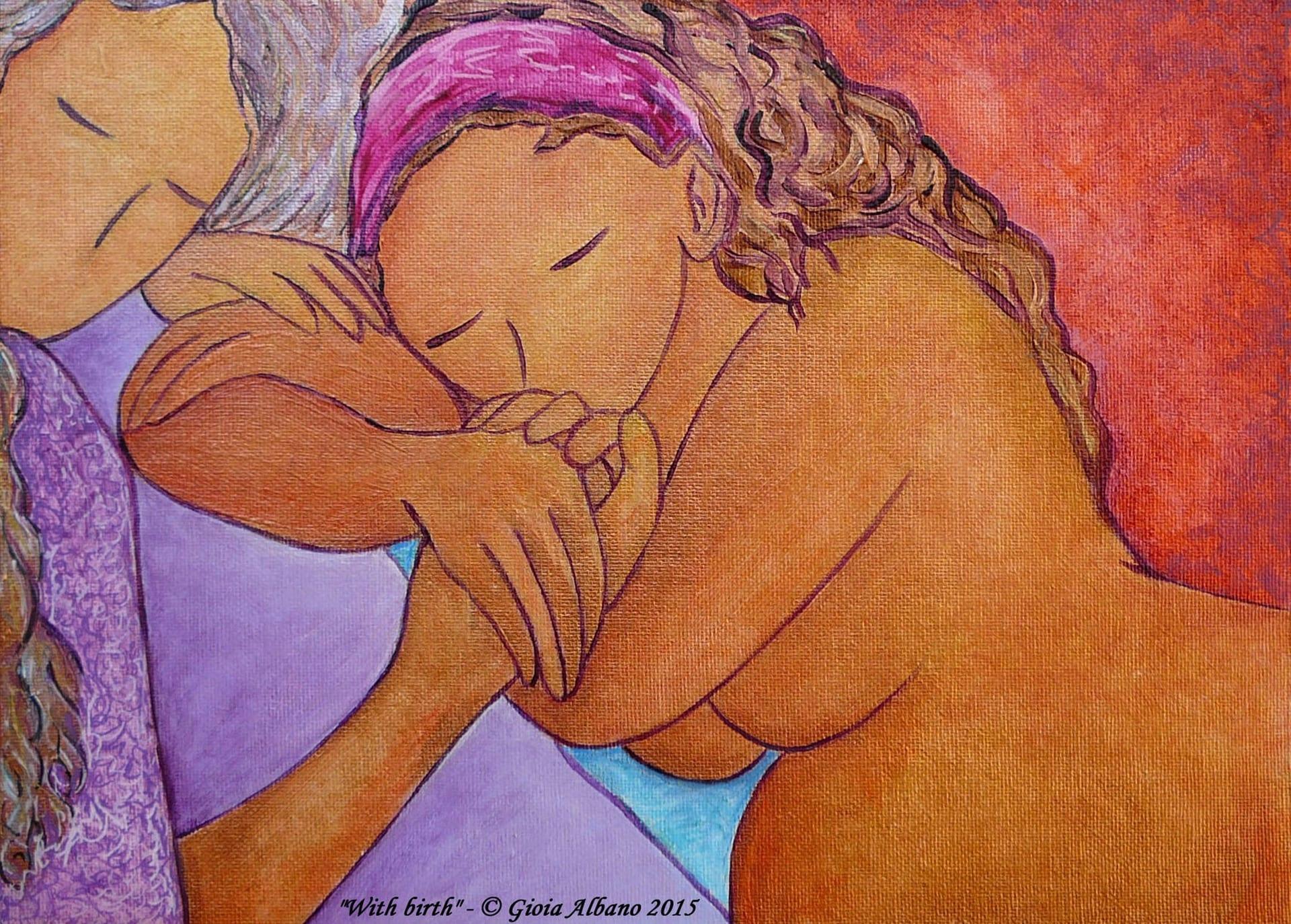 doulas acompañando la maternidad