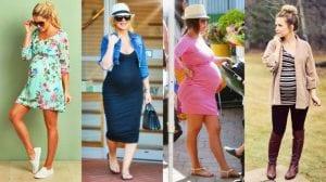 Vestir en el embarazo