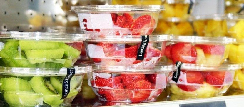 Fruta de cuarta gama