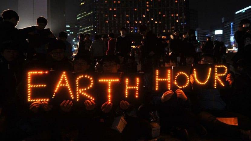 La Hora del Planeta