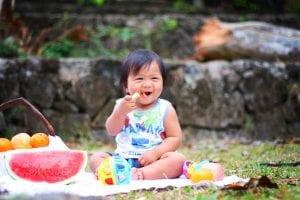 Enseñar hábitos saludables a los niños