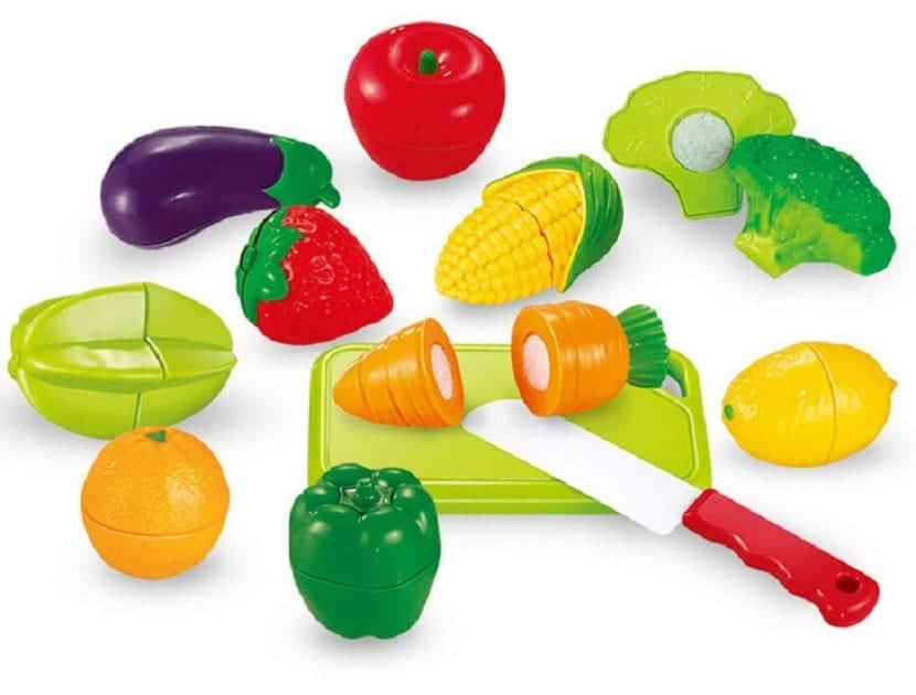 Alimentos de juguete