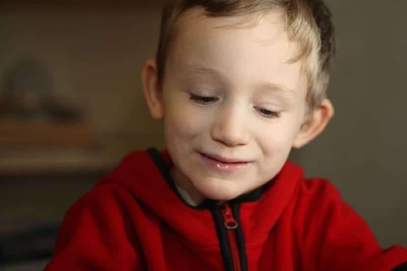 así ve el mundo un niño autista