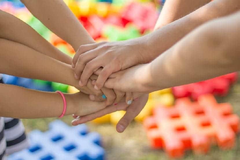 enseñando valores niños