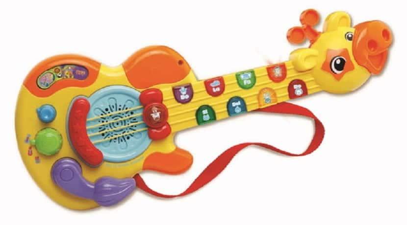 Guitarra para bebés