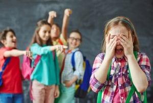 El acoso escolar en primaria