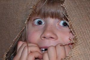 superar miedo niños