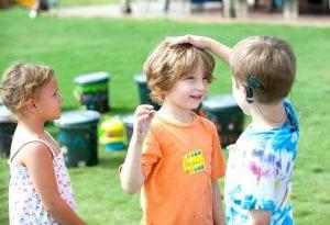 Actividades para niños sordociegos