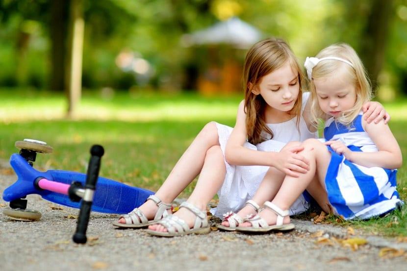 Empatía en los niños