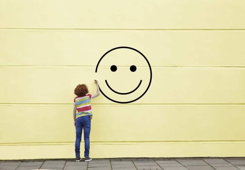 felicidad sonrisa