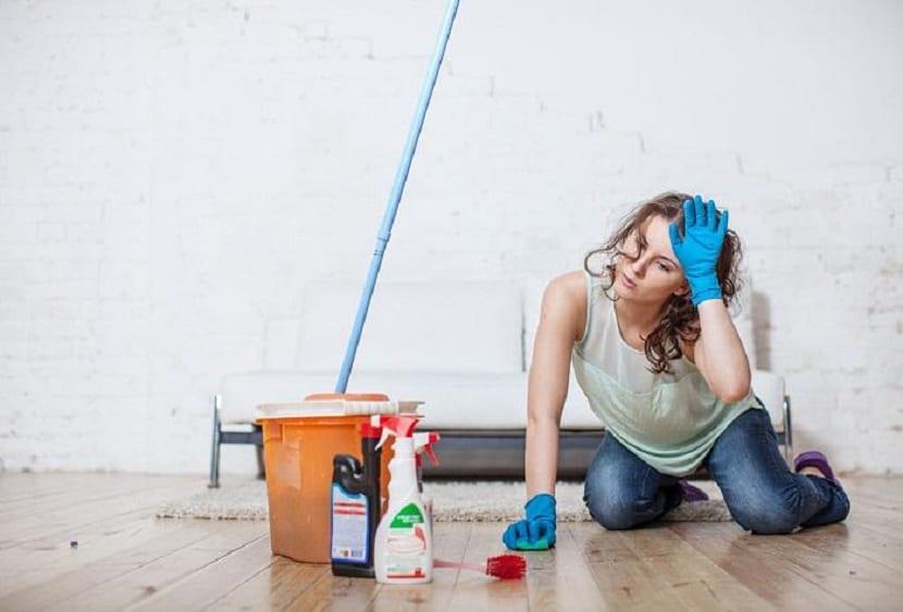 Cómo limpiar durante el embarazo