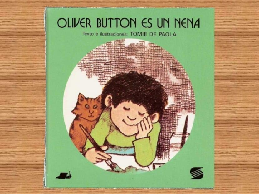 """Cuento """"Oliver Button es una nena"""""""