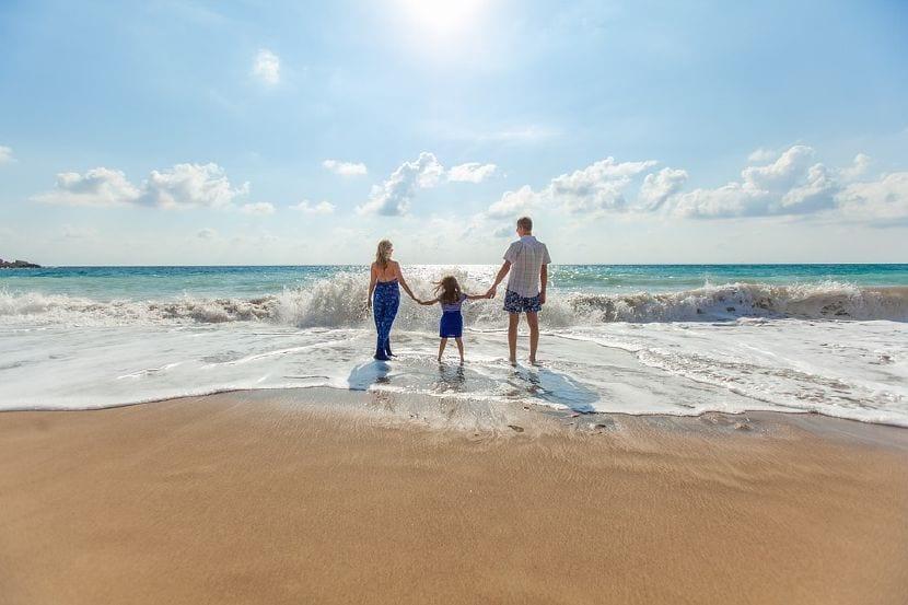 planificar vacaciones niños