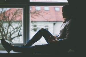 madre en soledad