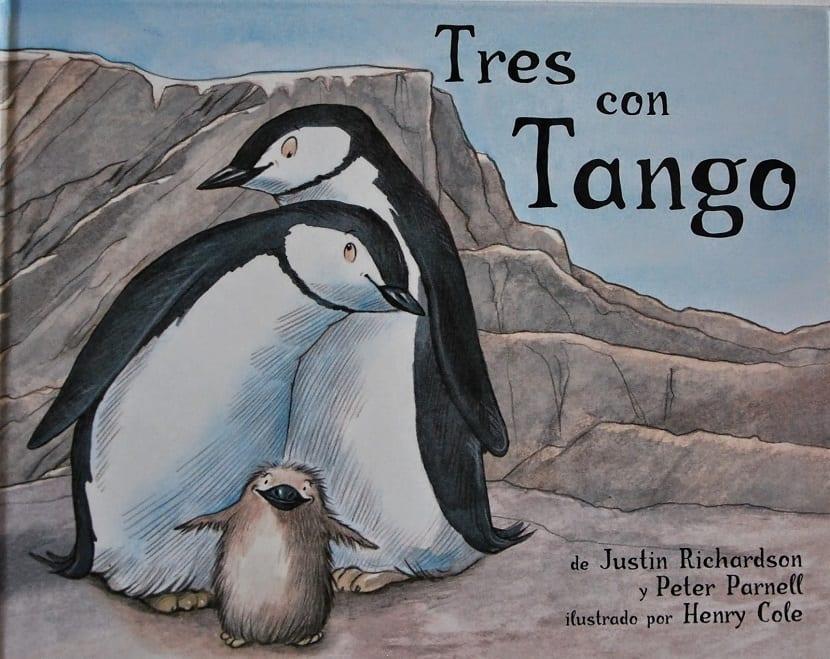 """Cuento """"Tres con Tango"""""""