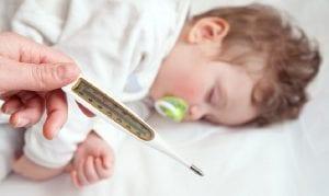 Qué termómetro elegir para los niños
