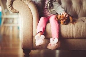beneficios niños y mascotas