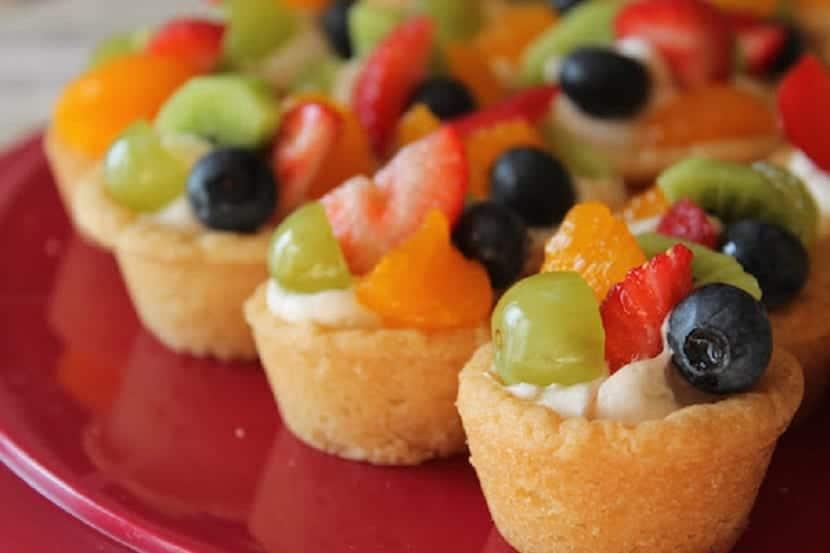 Bocaditos de fruta