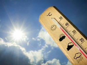 La temperatura ideal para un bebé