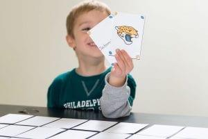 Memory game para niños