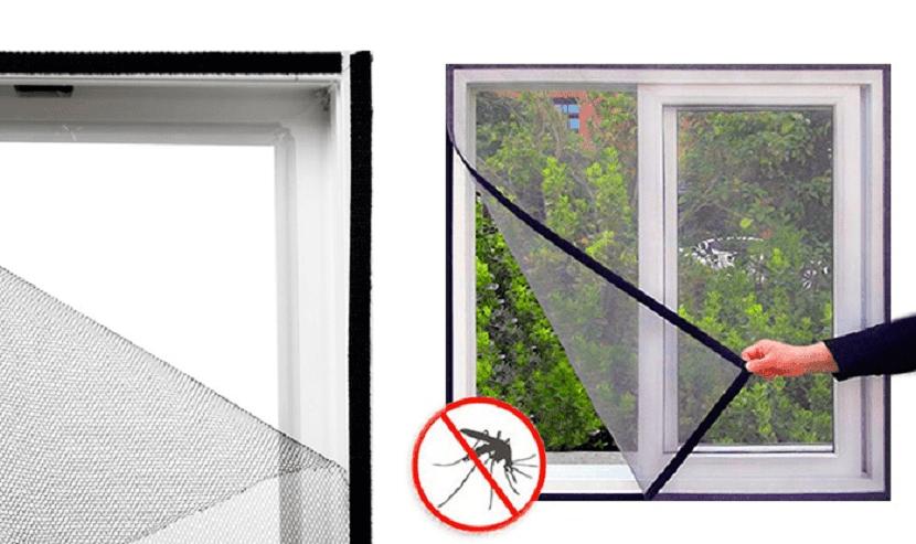 Mosquitera para ventana