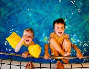 superar miedo al agua niños