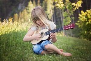 La importancia de la música en niños
