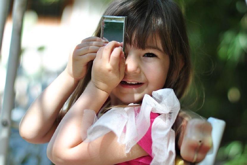 alegría niños cada día