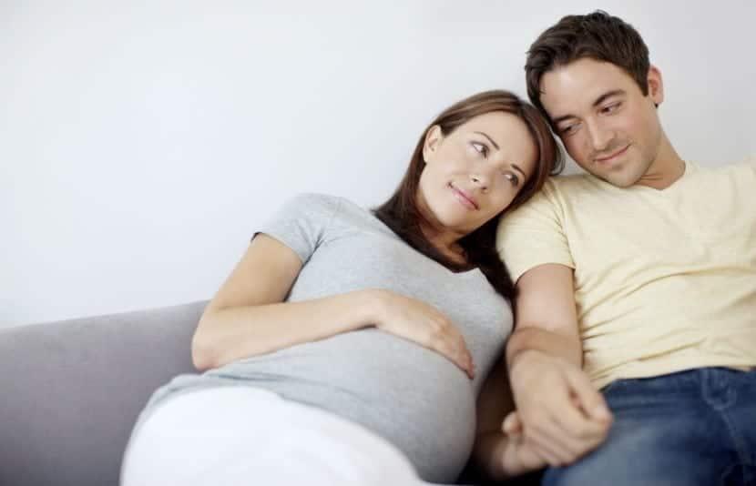 Celos en el embarazo