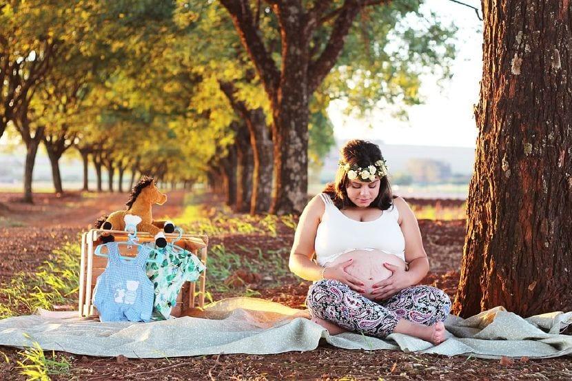problemas estrés embarazo
