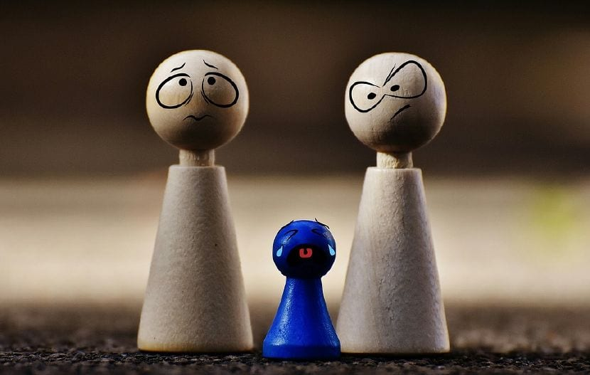 uso chantaje emocional niños perjudicial
