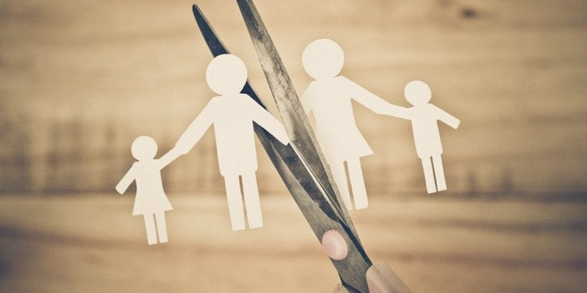 cronograma familiar para padres divorciados