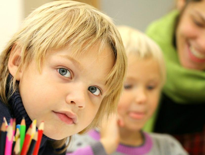 escolarizar a los tres años