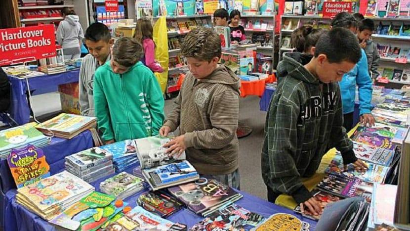 Feria de libros infantiles