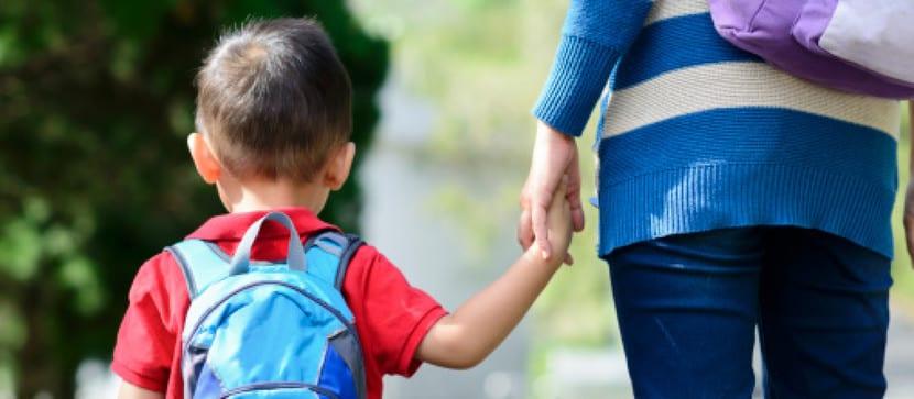 La adaptación del niño al colegio