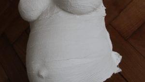 Molde barriga