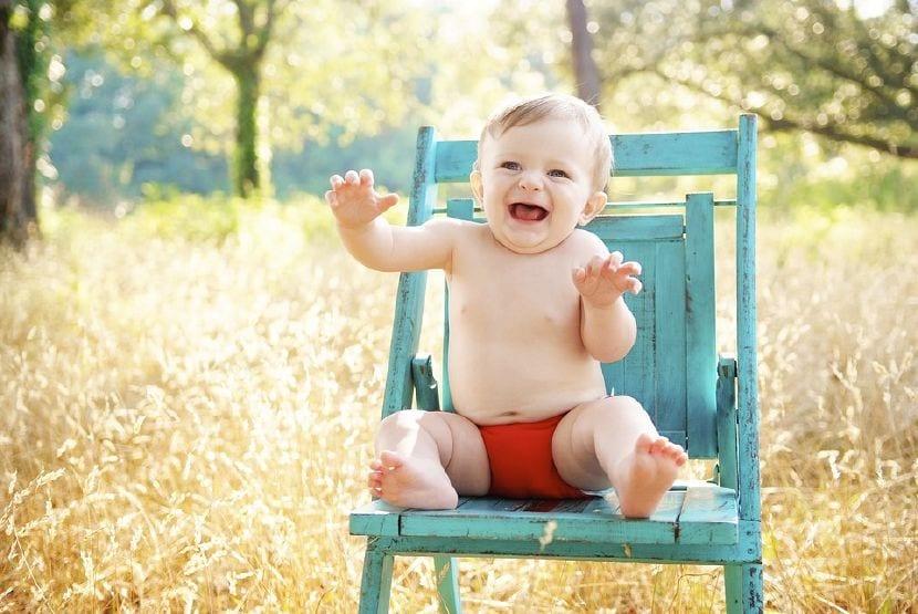 bebe 9 meses