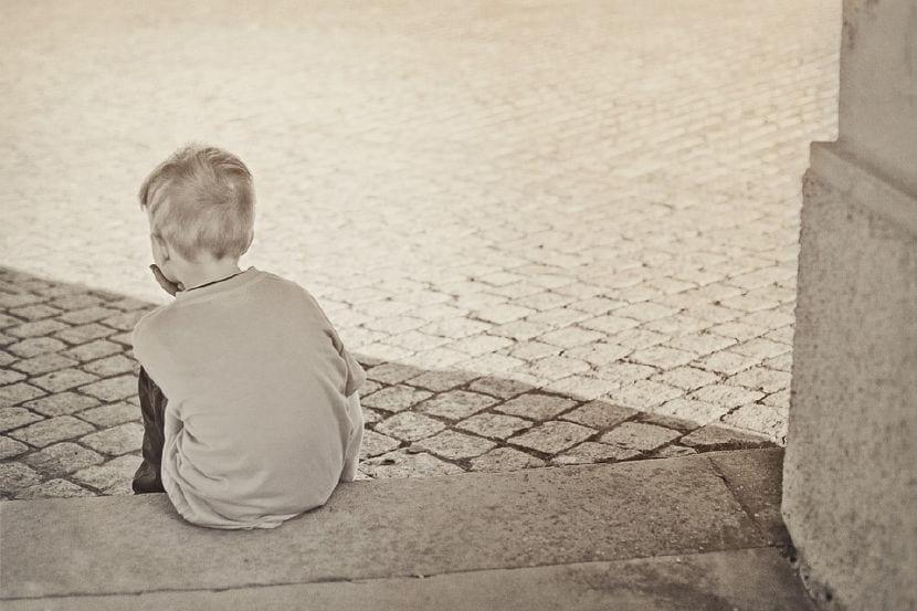 consecuencias depresión infantil