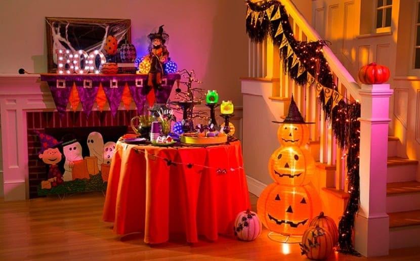 Decoración para fiesta infantil de Halloween