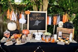 Fiesta de Halloween infantil